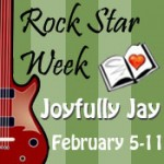 rock star week button flat