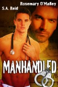 manhandled