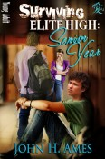 Review: Surviving Elite High #2 and #3 by John H. Ames