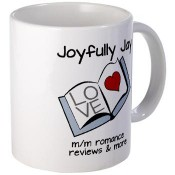 joyfully jay mug