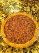 Joyfully Jay Stops at Andrew Q. Gordon's Blog. And Pecan Pie!