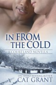 Guest Post and Giveaway: In From the Cold by Cat Grant