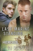 Review: Last Marine Standing by R.J. Scott