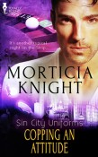 Review: Copping an Attitude by Morticia Knight
