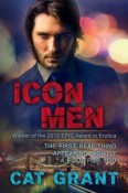 Throwback Thursday Review: Icon Men series by Cat Grant