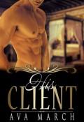 his client