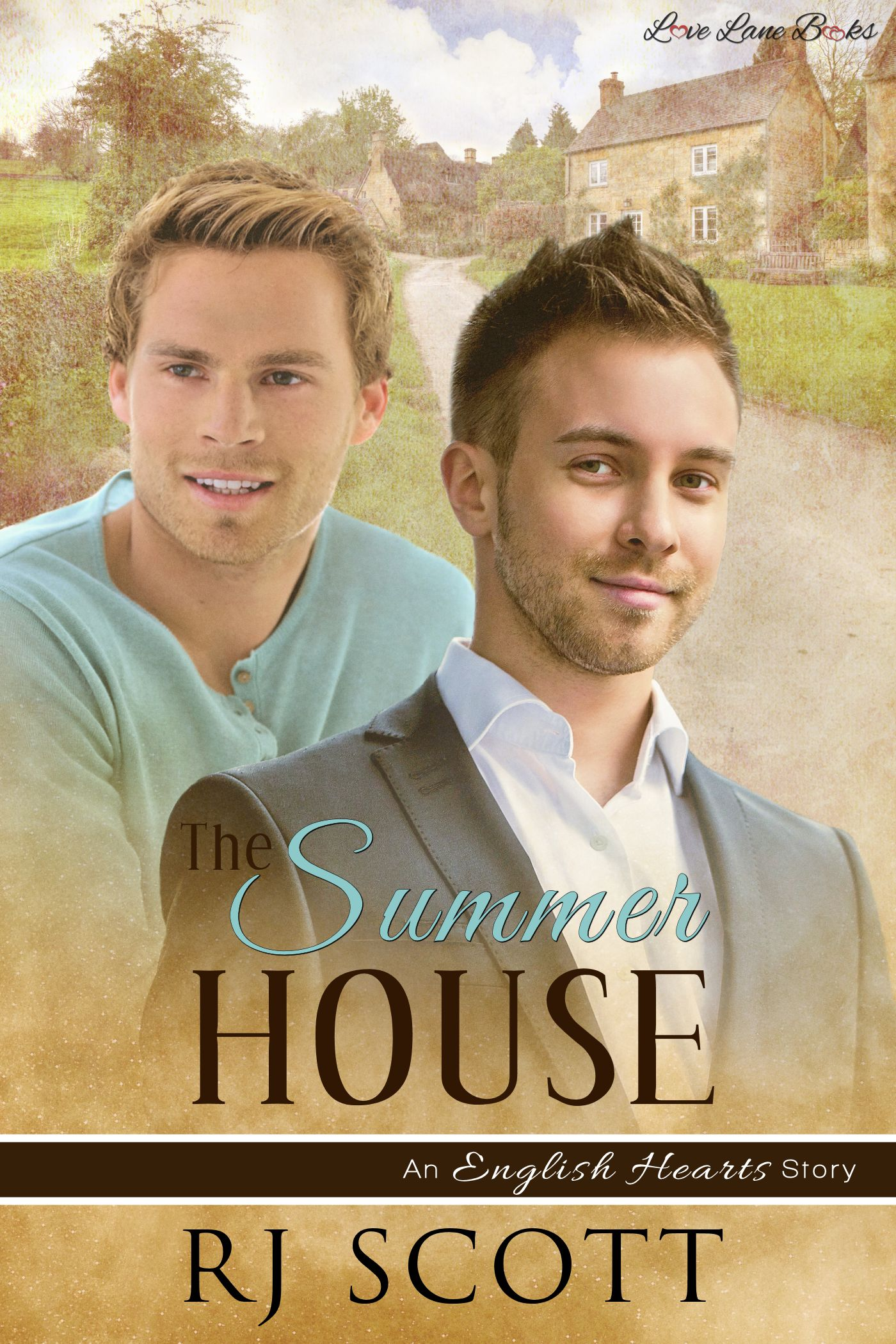 Guest Post and Giveaway: The Summer House by RJ Scott