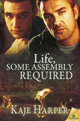 Review: Life, Some Assembly Required by Kaje Harper