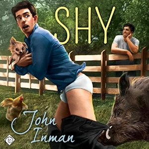 Audiobook Review: Shy by John Inman