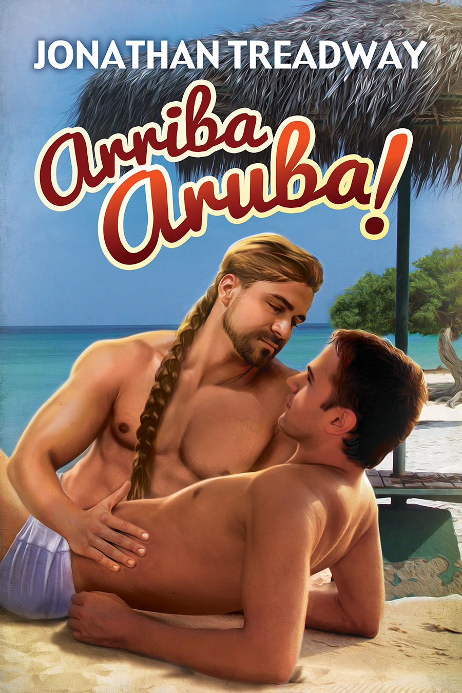 Guest Post and Giveaway: Arriba Aruba! by Jonathan Treadway