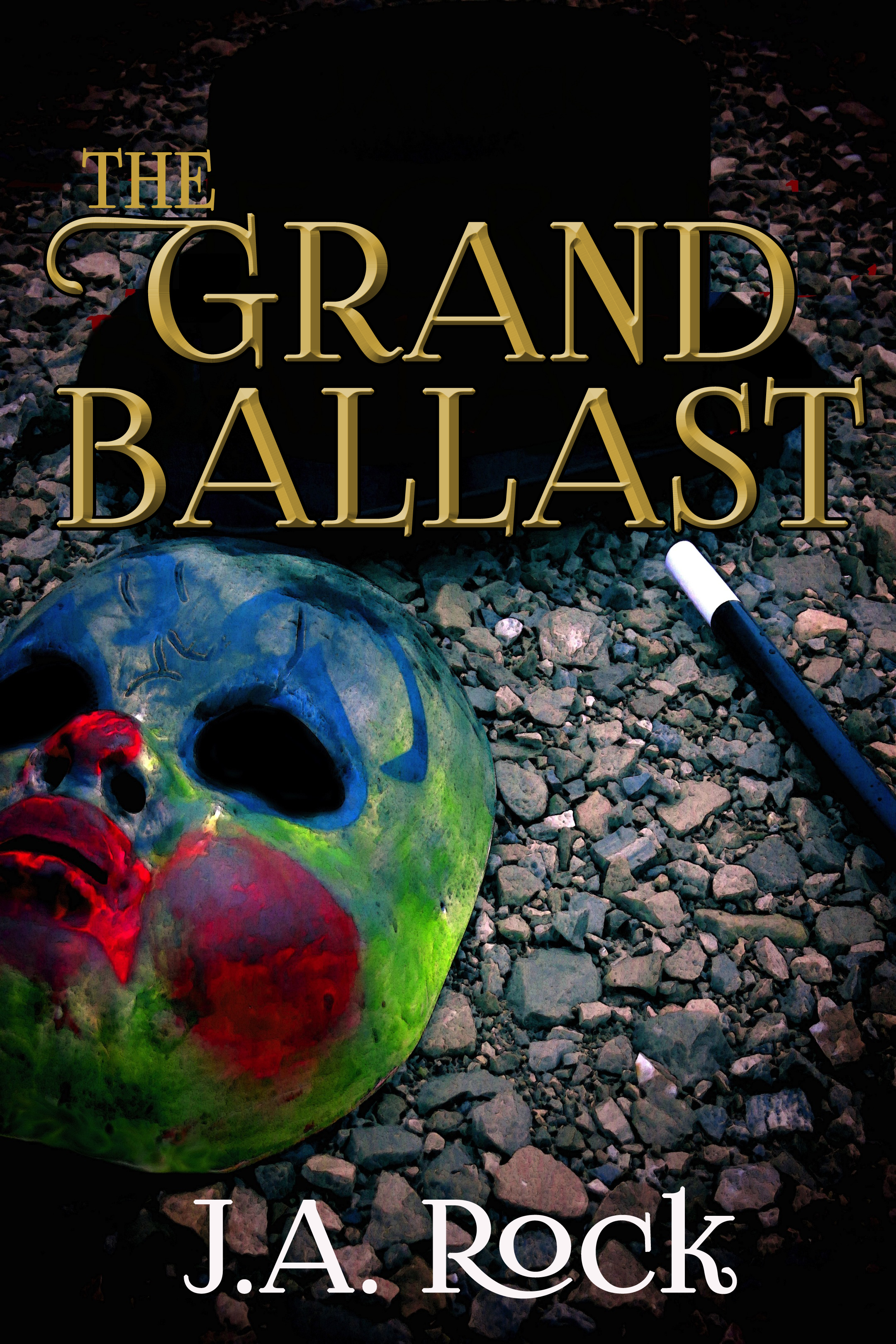 Excerpt and Giveaway: The Grand Ballast by J.A. Rock