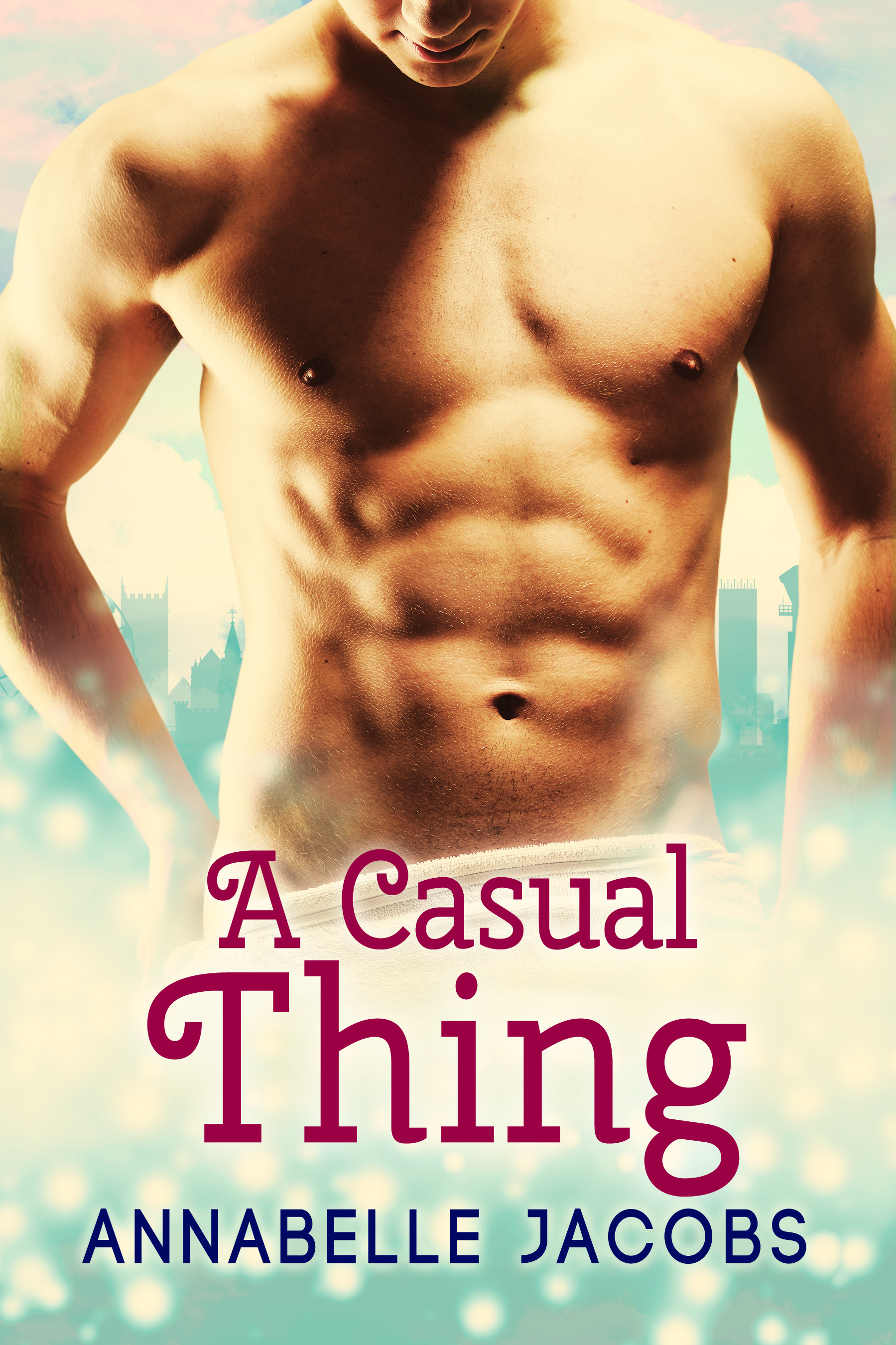 Excerpt and Giveaway: A Casual Thing by Annabelle Jacobs