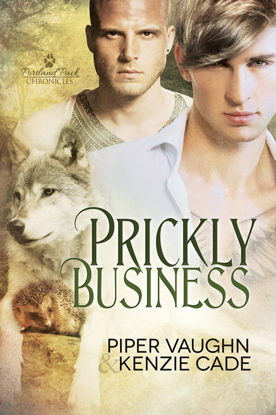 Guest Post and Giveaway: Prickly Business by Piper Vaughn & Kenzie Cade