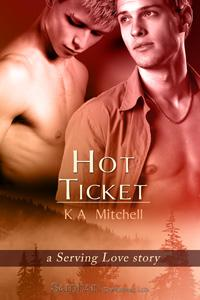 Review: Hot Ticket by K.A. Mitchell