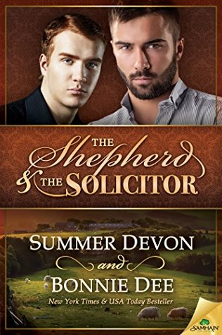 Review: The Shepherd and the Solicitor by Bonnie Dee and Summer Devon