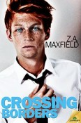 Crossing Borders by Z.A Maxfield