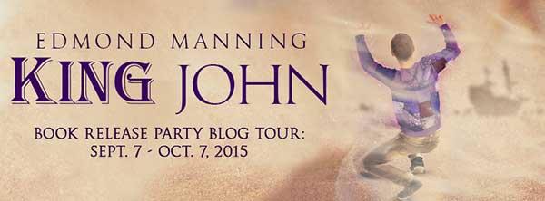 King John Tour Banner