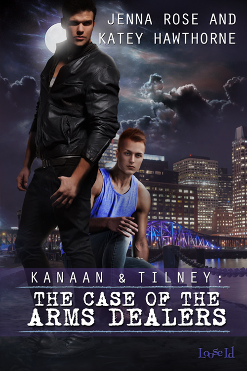 Review: Kanaan & Tilney: The Case of the Arm Dealers by Jenna Rose and Katey Hawthorne