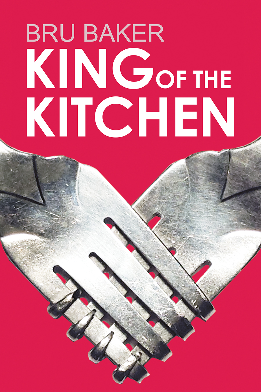 Excerpt and Guest Post: King of the Kitchen by Bru Baker