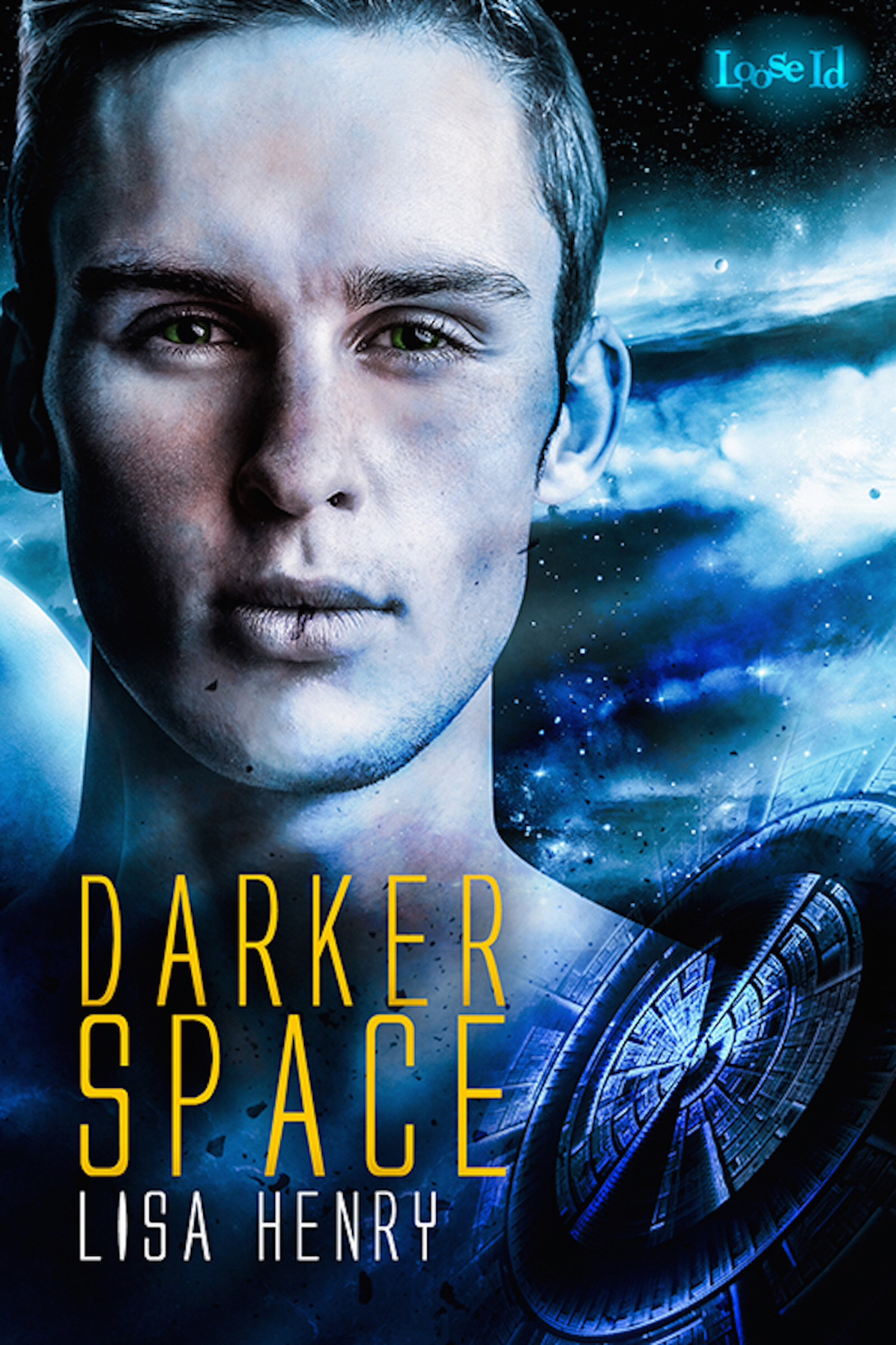 Guest Post and Giveaway: Darker Space by Lisa Henry