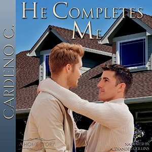 Throwback Thursday Audiobook Review: He Completes Me by Cardeno C