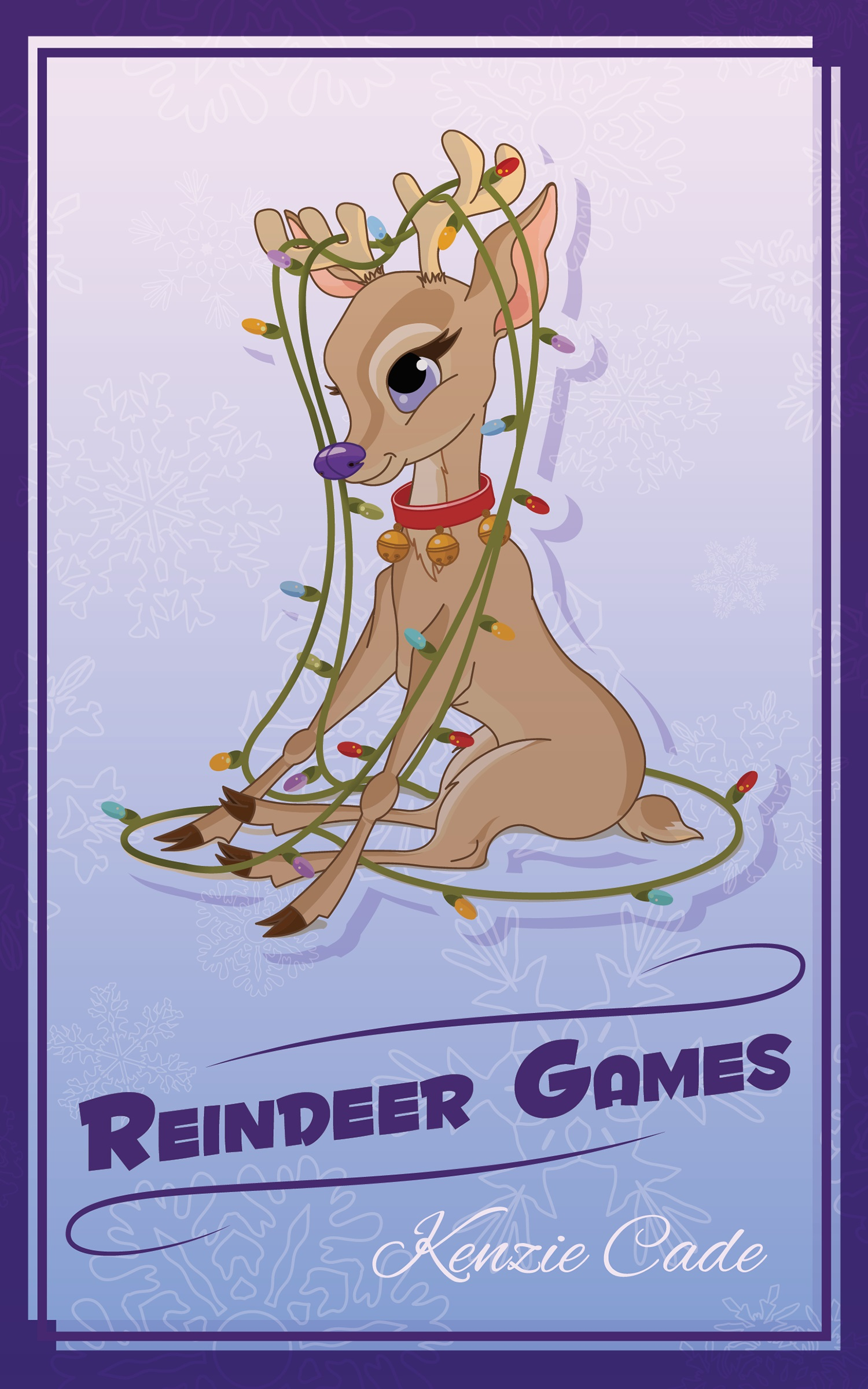 Guest Post and Giveaway: Reindeer Games by Kenzie Cade
