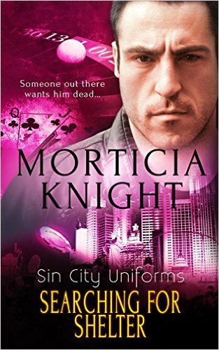 Review: Searching for Shelter by Morticia Knight