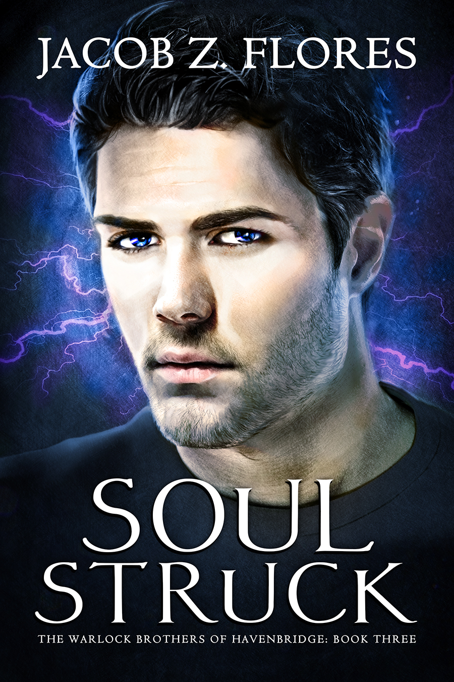Guest Post and Giveaway: Soul Struck by Jacob Z. Flores
