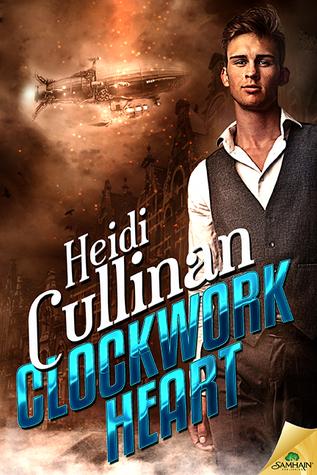 Review: Clockwork Heart by Heidi Cullinan