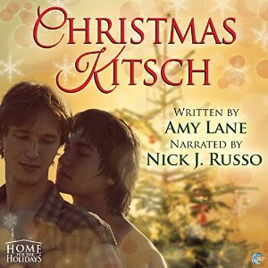 Throwback Thursday Audiobook Review: Christmas Kitsch by Amy Lane