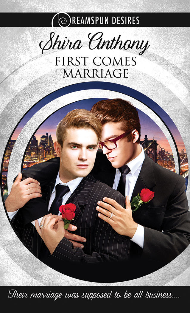 Guest Post and Giveaway: First Comes Marriage by Shira Anthony