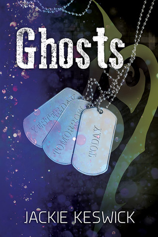 Review: Ghosts by Jackie Keswick