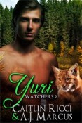 Review: Yuri by Caitlin Ricci and A.J. Marcus
