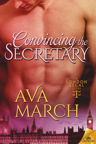 Review: Convincing the Secretary by Ava March