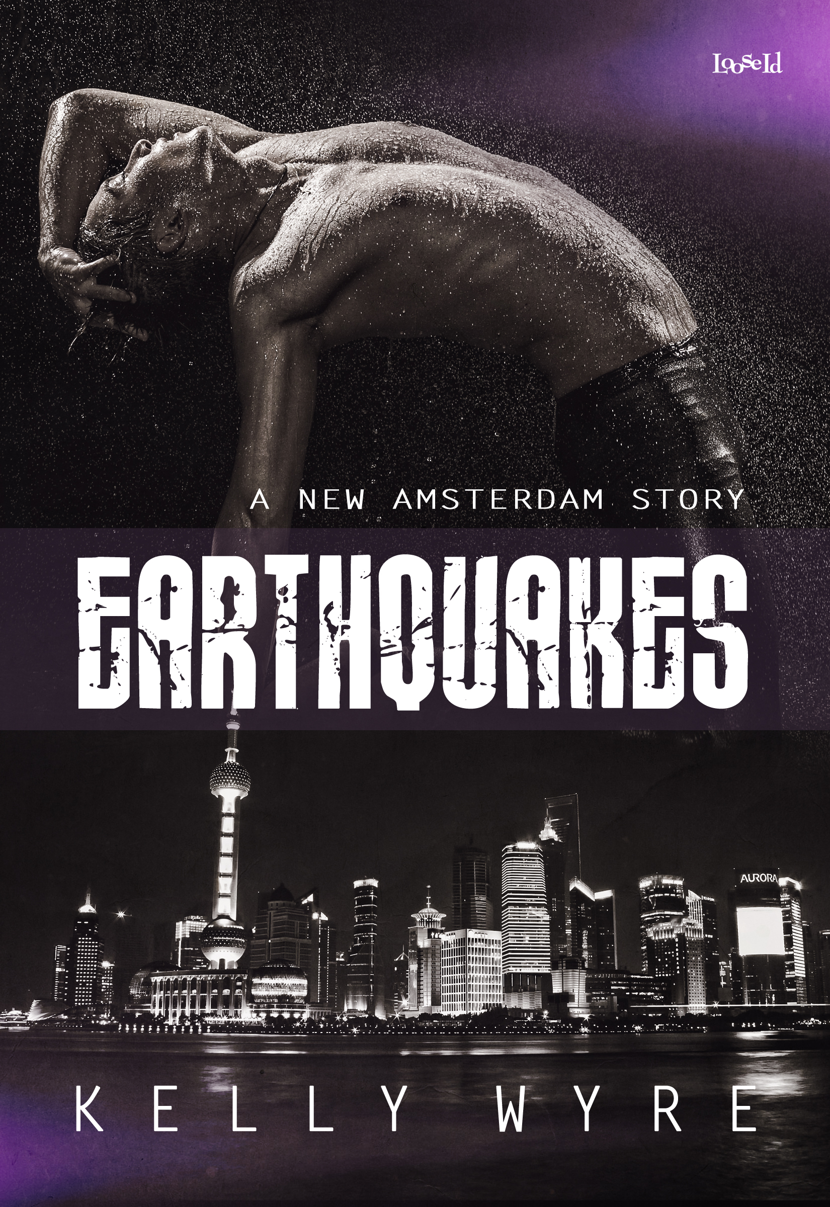 Guest Post and Giveaway: Earthquakes – A New Amsterdam Story by Kelly Wyre