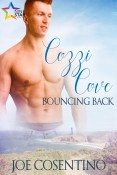 Cozzi Cove: Bouncing Back by Joe Cosentino, published by NineStar Press, cover art by Arai Tan