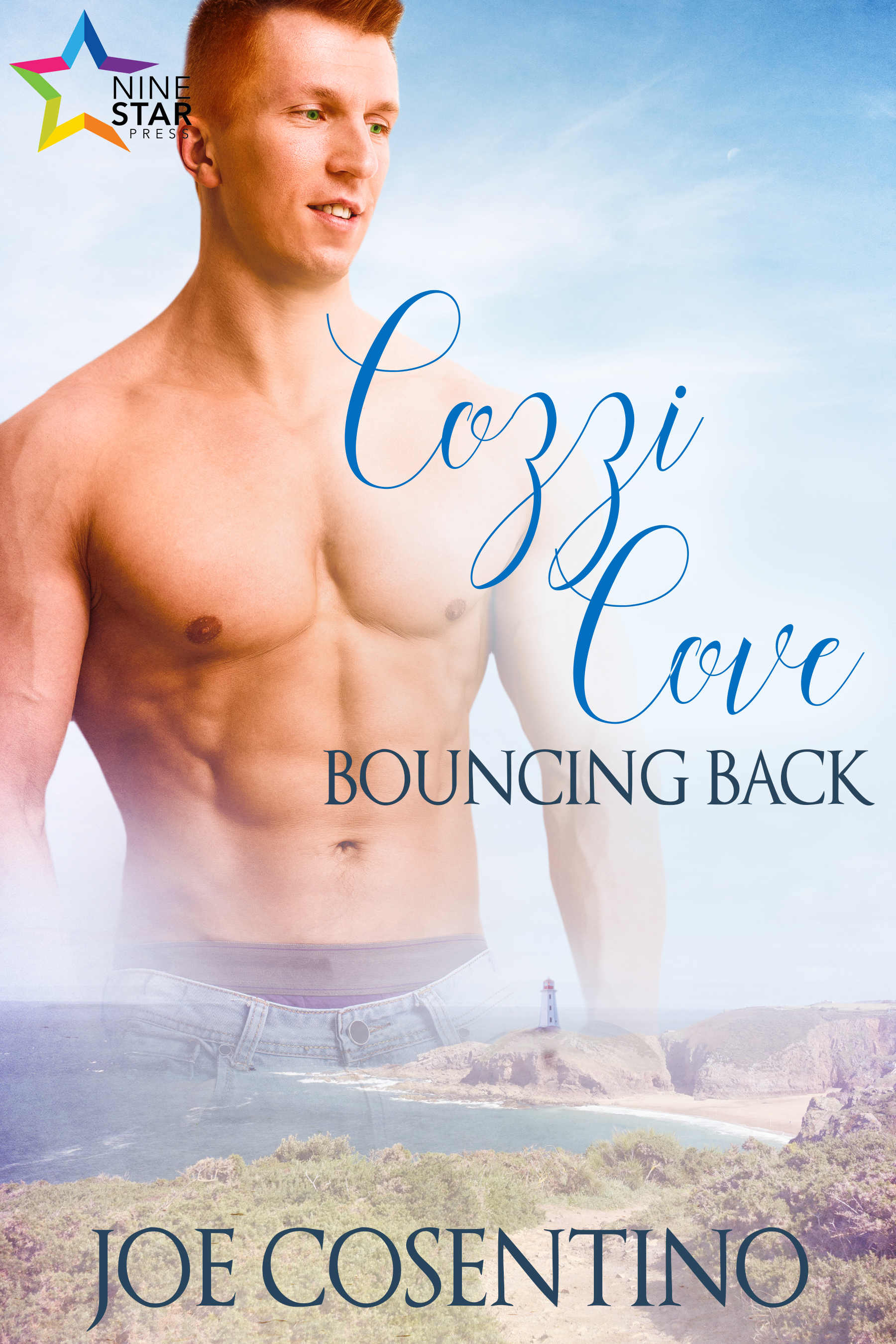 Guest Post and Giveaway: Cozzi Cove: Bouncing Back by Joe Cosentino