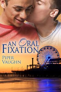 Review: An Oral Fixation by Piper Vaughn