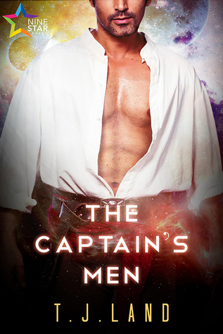 Review: The Captain's Men: Adrift by T.J. Land