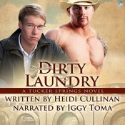 Throwback Thursday Audiobook Review: Dirty Laundry by Heidi Cullinan