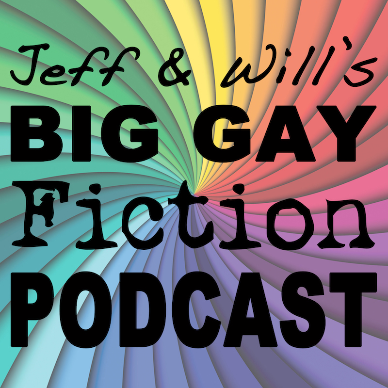 Jay on the Big Gay Fiction Podcast… Talking Audiobooks!