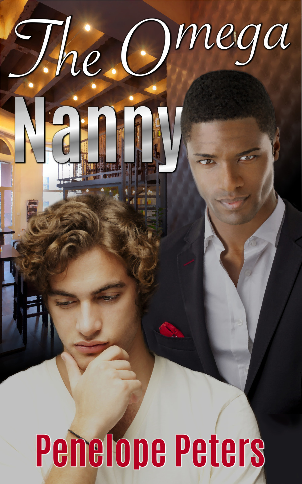 Review: The Omega Nanny by Penelope Peters