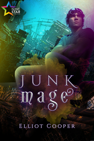 Review: Junk Mage by Elliot Cooper