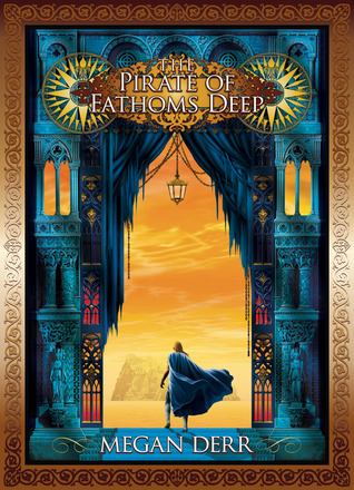 Review: The Pirate of Fathoms Deep by Megan Derr