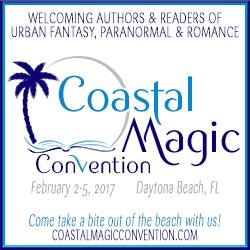 Guest Post: Coastal Magic Blog Tour with Kate McMurray
