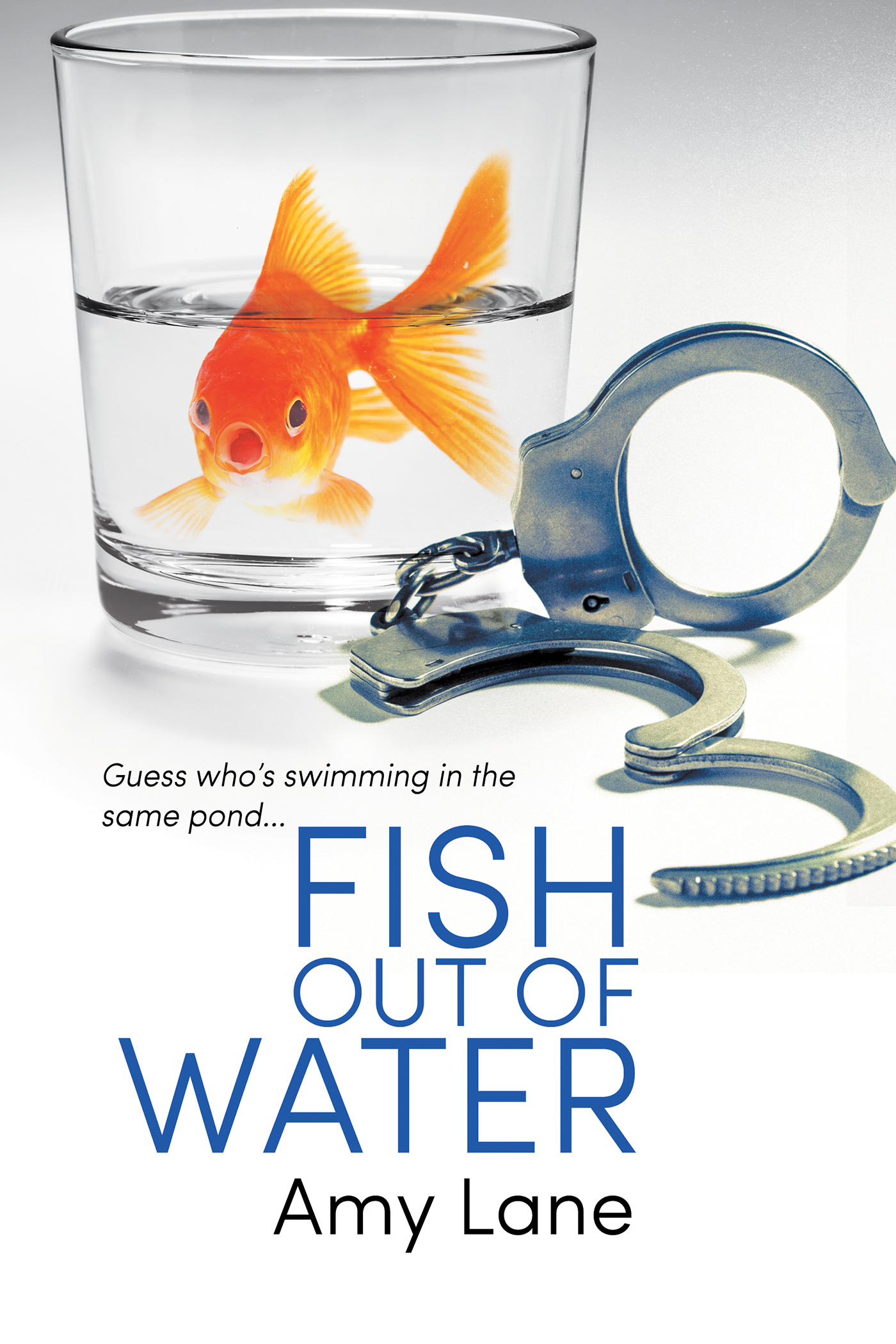 Guest Post and Giveaway: Fish Out of Water by Amy Lane
