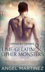 Review: Lime Gelatin & Other Monsters by Angel Martinez