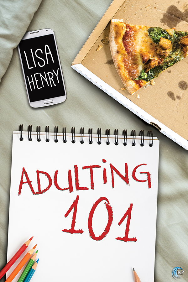 Guest Post and Giveaway: Adulting 101 by Lisa Henry