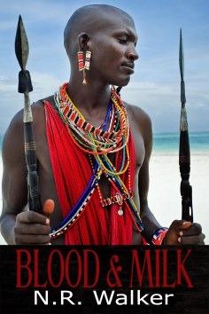 Review: Blood & Milk by N.R. Walker