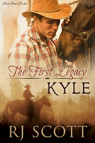 Guest Post and Giveaway: Kyle by RJ Scott